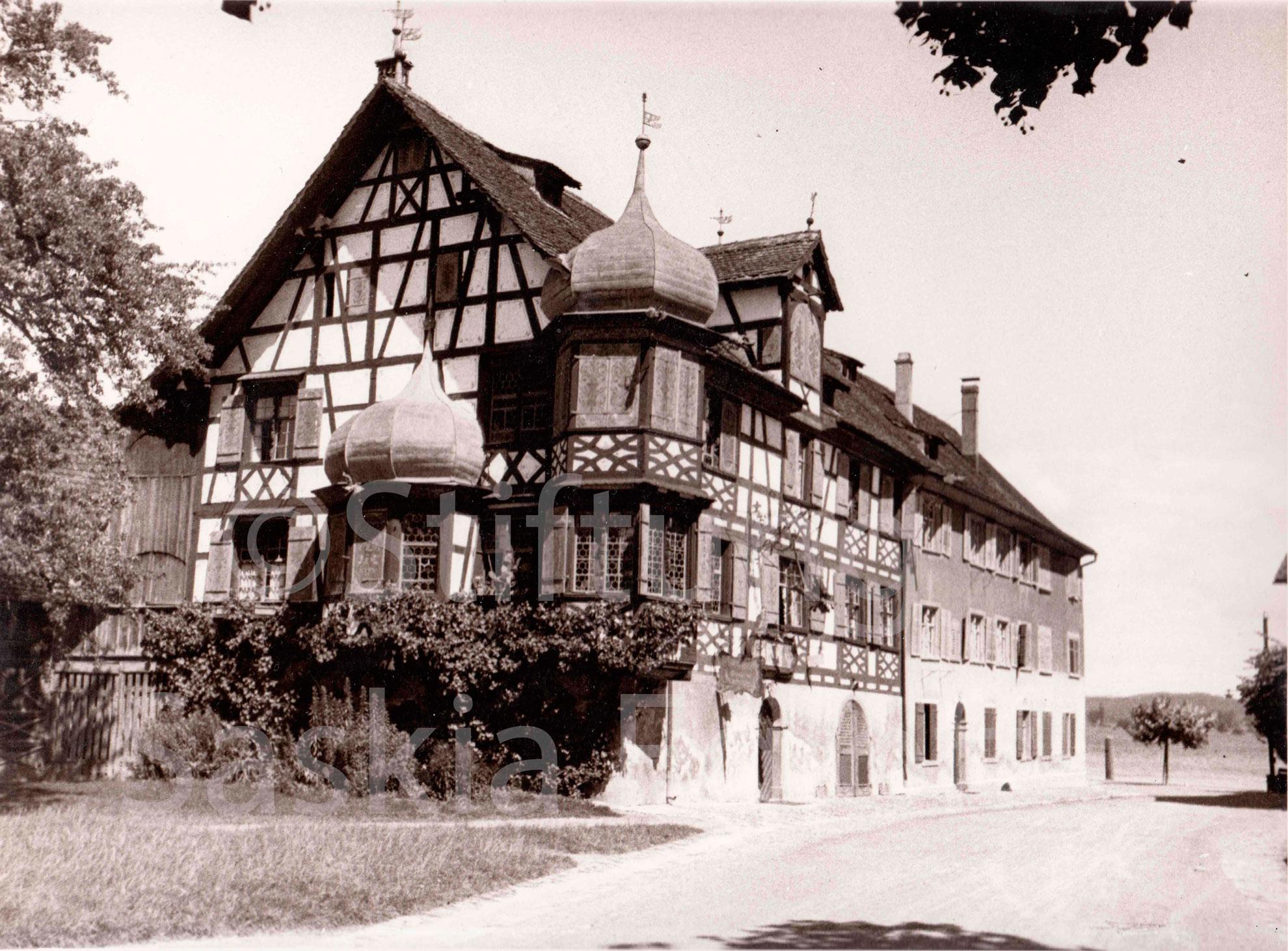 Drachenburg in Gottlieben