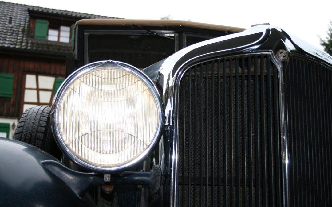 Grosse Motorenrevision für unseren Oldtimer «Chrysler-Six 1932»