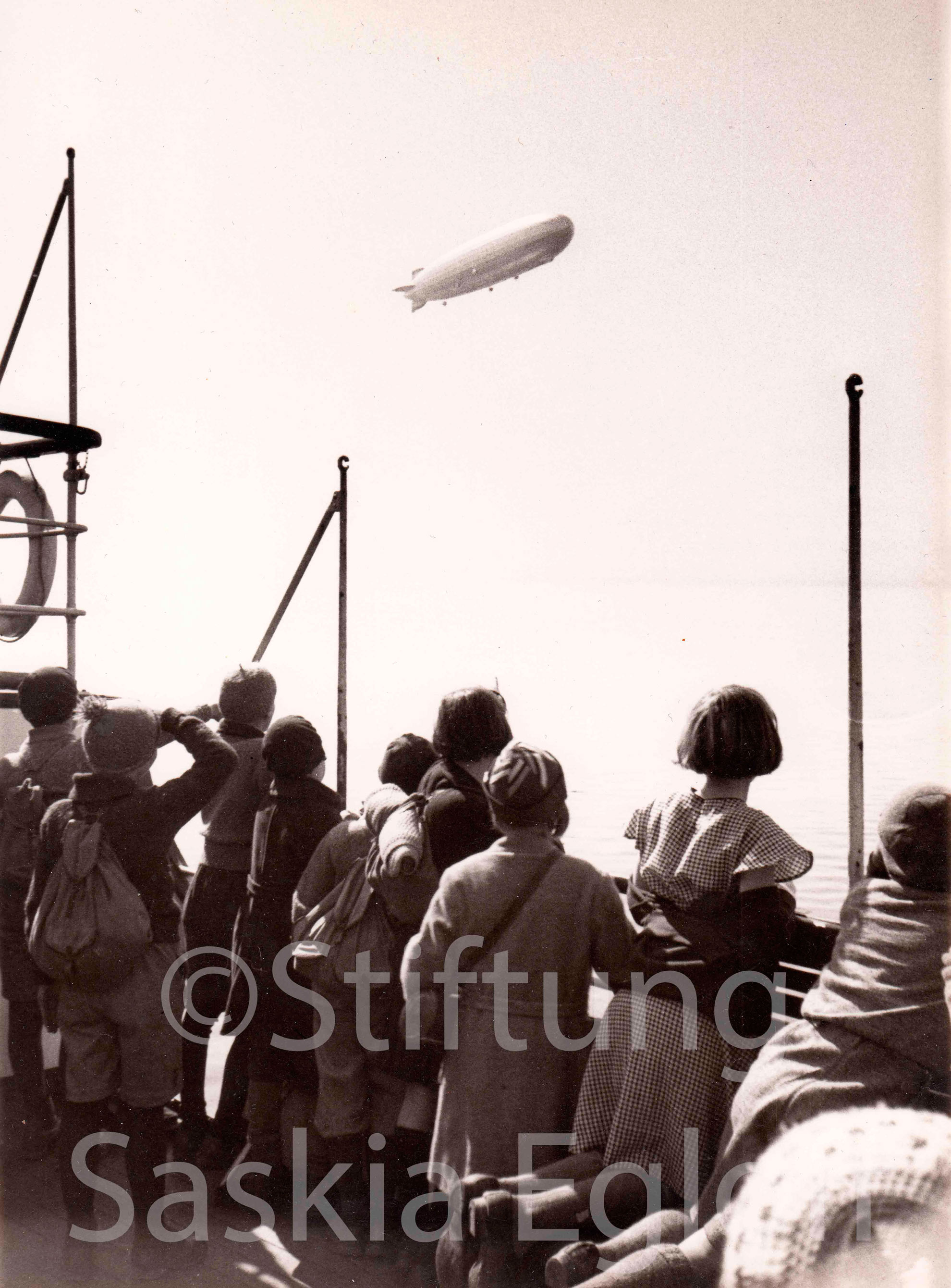 Deutsches Luftschiff<br><br>
