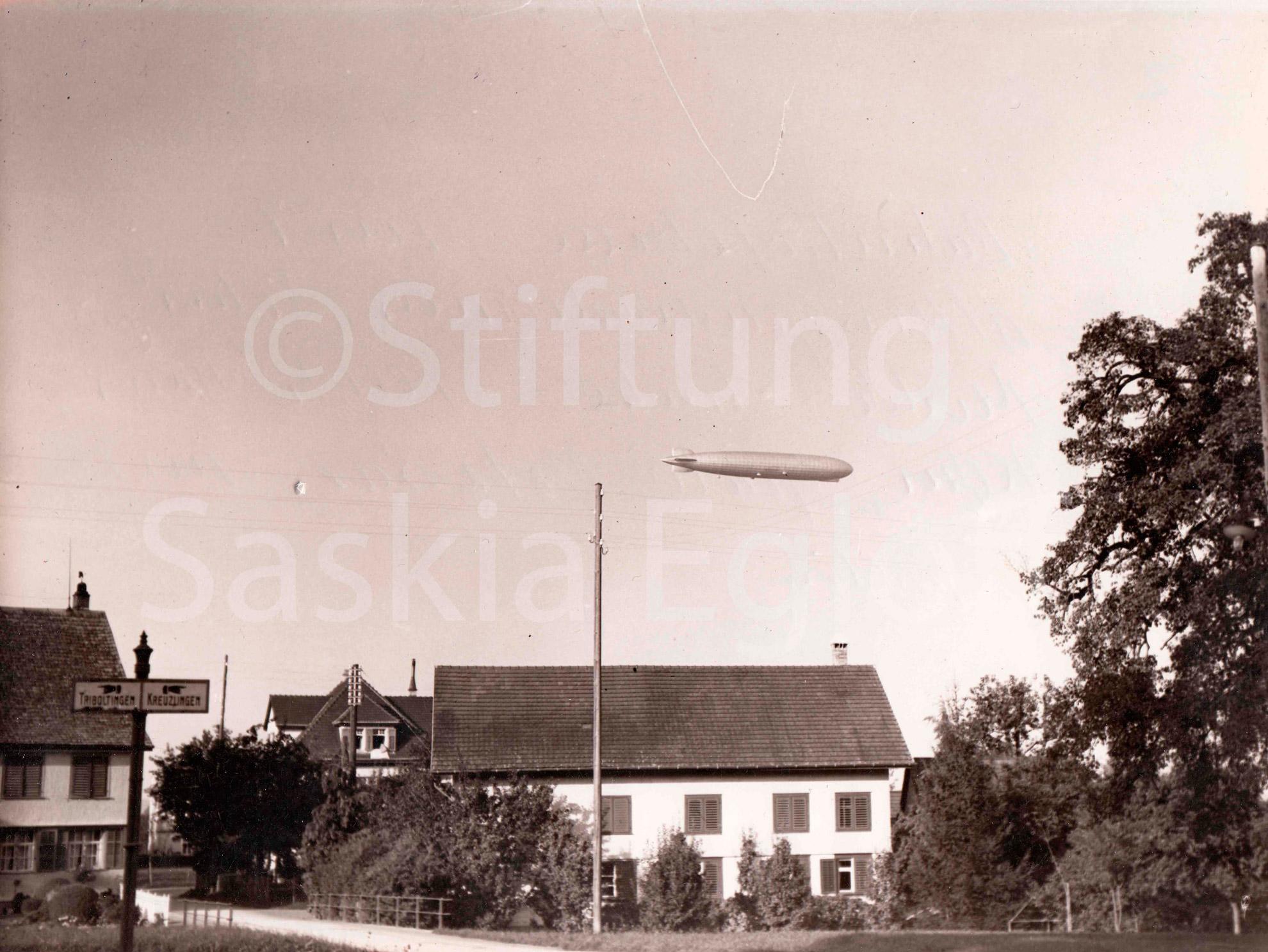 Bahnhofstrasse mit Schmitzmühle Notariat